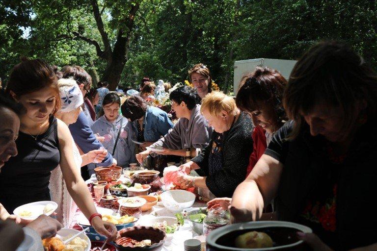 В Червоному пройшов фестиваль «Червоне ЕкоФест». ФОТО