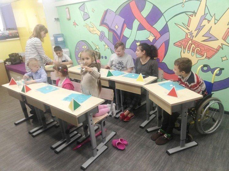 В рамках благодійного проекту у двох лікарнях Житомира з'явиться навчальний клас