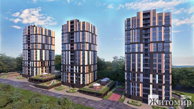 Новий житловий комплекс «Рівер Сіті» вже в продажі