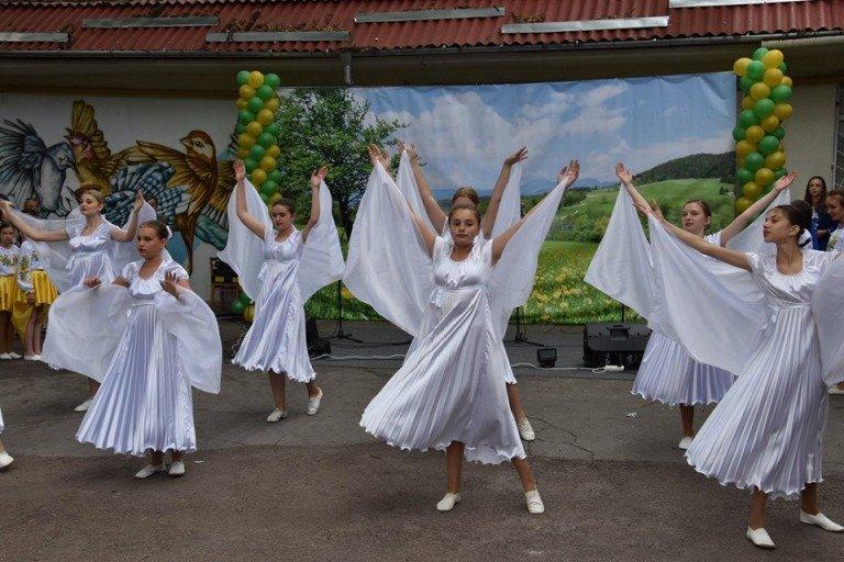 Як у Новогуйвинську відзначали День селища. ФОТО