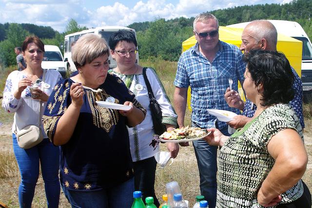 """У Перлявці вдруге успішно провели обласний рибний фестиваль """"Fish Food Fest"""""""