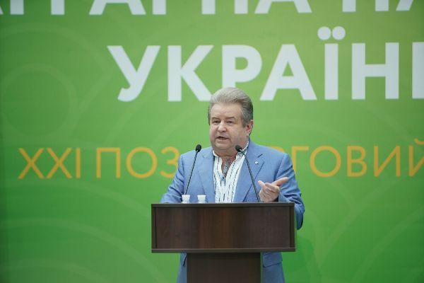 Поплавський пообіцяв провести повторні концерти в містах, де Аграрна партія отримає понад 10% голосів