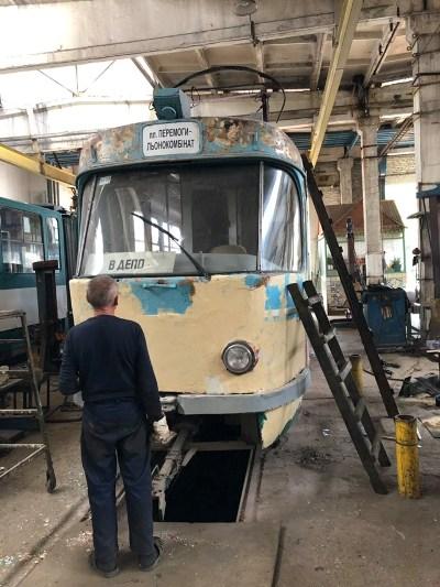 Незабаром 120-річчя житомирського трамваю!
