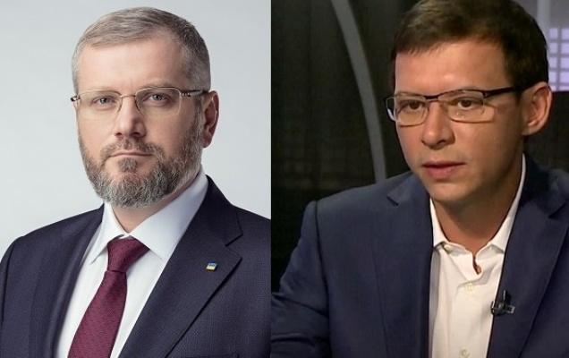 От Мураева и Вилкула массово бегут однопартийцы