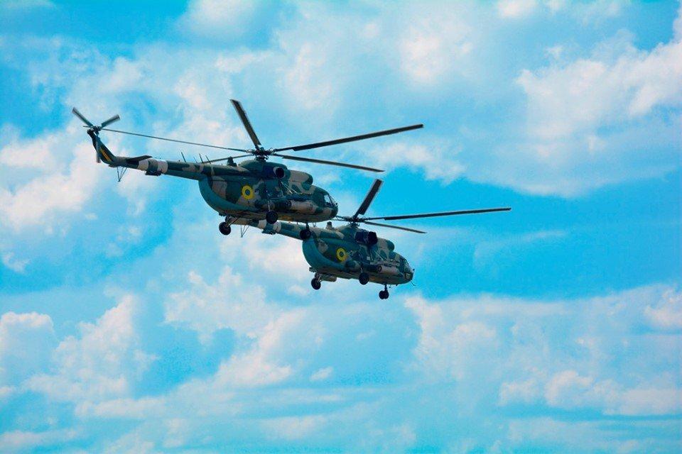 На Житомирщині проходять батальйонні тактичні навчання з бойовою стрільбою