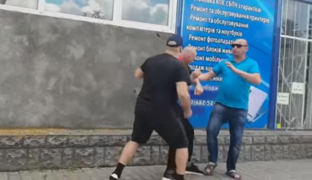 У Бердичеві побили колишнього бійця АТО