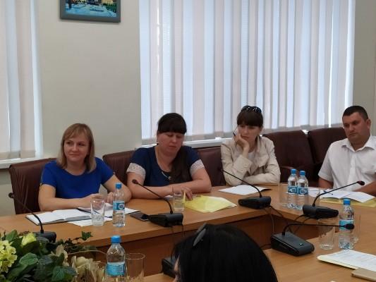 Житомир ділиться досвідом соціального захисту із сусідніми громадами