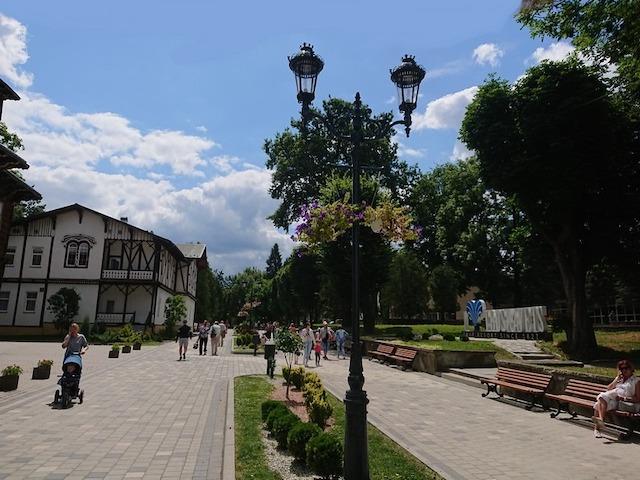 Санаторії Трускавця - гарантують якісний відпочинок та лікування