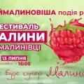 На Житомирщині відбудеться Фестиваль малини