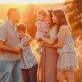 Як багатодітним родинам отримати фінансову підтримку на дітей?