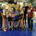Троє спортсменок з Житомирщини завоювали медалі на Чемпіонаті Європи U15 зі спортивної боротьби