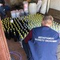 На Житомирщині правоохоронці вилучили майже 1000 літрів фальсифікованого алкоголю