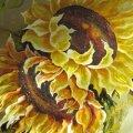 """""""Теретенія"""" запрошує на  майстер-клас з класичного вітражного розпису """"Сонячні соняшники"""""""