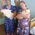 У Житомирі жінка народила свою чотирнадцяту дитину