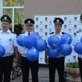 Поліцейські Житомирщини відсвяткували своє професійне свято разом з громадою. ФОТО