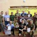 Житомирські десантники вибороли третє місце на чемпіонаті з армспорту у Львові