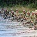 Як десантники 95-ї бригади готуються до своїх перших стрибків з парашутом. ФОТО