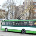 В Житомирі сьогодні деякі тролейбуси змінять напрямок руху