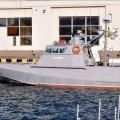"""Новий десантно-штурмовий катер ВМСУ отримав назву """"Малин"""""""