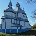 Михайлівська церква в Хорошівському районі - найстаріший зразок дерев'яної архітектури області