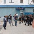 В Бердичеві громадські активісти попередили рейдерське захоплення ресторану