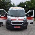 Житомирщина отримала нові автомобілі екстреної медичної допомоги