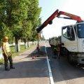В Овруцькій ОТГ розпочали впровадження проекту системи енергоефективного освітлення