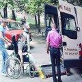 На Житомирщині діє служба «Соціальне таксі»