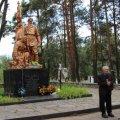 В селі Копище відбувся мітинг приурочений річниці трагедії, під час якої спалили майже 3 тисячі людей