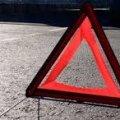 ДТП на Житомирщині: Киянин на «Mercedes Benz» зачепив дзеркалом пішохода
