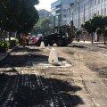 У Житомирі триває капітальний ремонт доріг. ФОТО