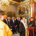 В Киево-Печерской Лавре прошел молебен за мир