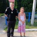 На Житомирщині поліцейські знайшли 13-річну дівчинку, яка загубилася. ФОТО