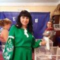 В окрузі №66 лідирує кандидатка від партії «Слуга народу» Тетяна Грищенко