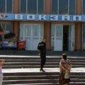 На залізничному вокзалі Житомира небезпечних предметів не виявлено