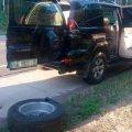 В Житомирській області затримали Toyota Prado з бурштином. ФОТО