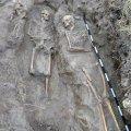 Одні жінки та діти - на Житомирщині натрапили на масове поховання жертв більшовиків