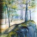 """У Житомирі відбудеться майстер-клас з акварельного живопису """"Поліський пейзаж"""""""