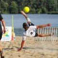 Чемпіонат Житомирщини з пляжного футболу: результати 2-го туру