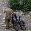 В Малині спіймали крадія велосипедів