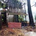 Житомирська область: вогнеборці врятували від знищення полум'ям господарські будівлі