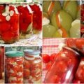 Суперові рецепти помідорчиків та огірочків
