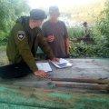 Житомиряни на водосховищі порушили правила рибальства
