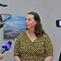 Посол Австралії відкрила виставку в Житомирському обласному краєзнавчому музеї