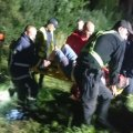 Жахлива ДТП на Житомирщині - рятувальники деблокували постраждалого з понівеченої автівки