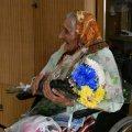 Найстарша жителька Коростеня відзначила свій 106-й день народження