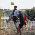 Анонс 4 туру чемпіонату Житомирщини з пляжного футболу