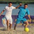 Чемпіонат Житомирщини з пляжного футболу: результати 4-го туру