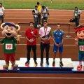Бердичівлянин став бронзовим призером Європейського юнацького олімпійського фестивалю