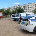 Поліція перевіряє чергове повідомлення про замінування вищих навчальних закладів у Житомирі